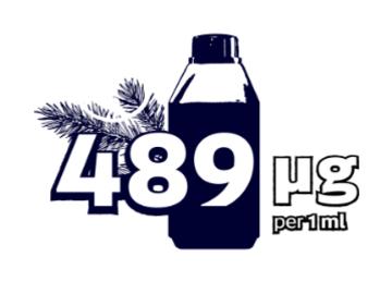 489mg