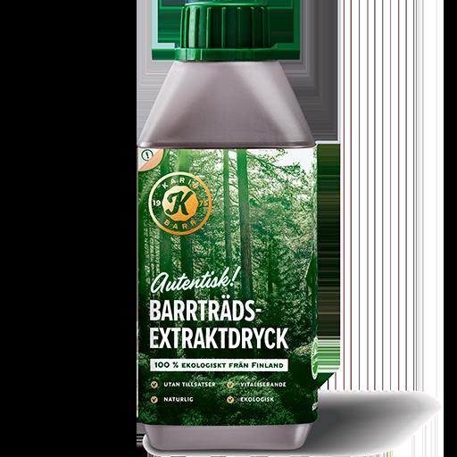 Karis barrträdsextraktdryck